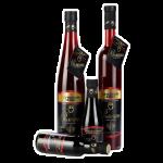 Kupinovo vino sa dodatkom maline i meda - 0,5l
