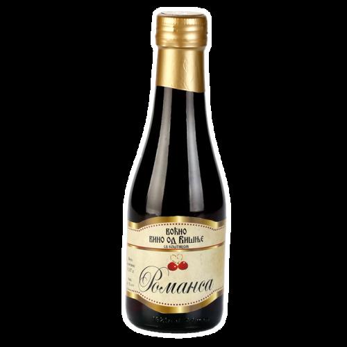 Voćno vino od višnje - uf 0,187l